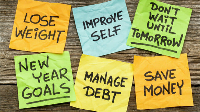 10 Easy Financial Resolutions To Become Wealthier