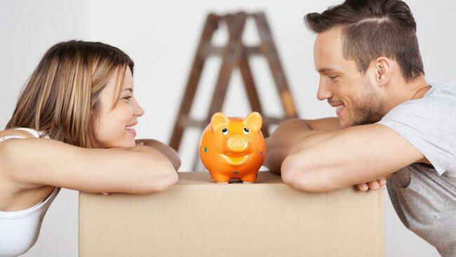 How do you split expenses with your partner or spouse?