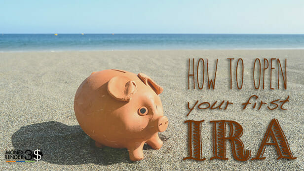 How to open your first ira, choose between traditional and roth, and select investments.