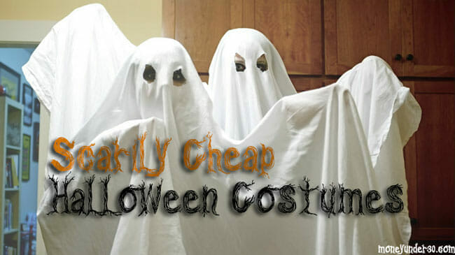 Scarily Cheap Halloween Costumes