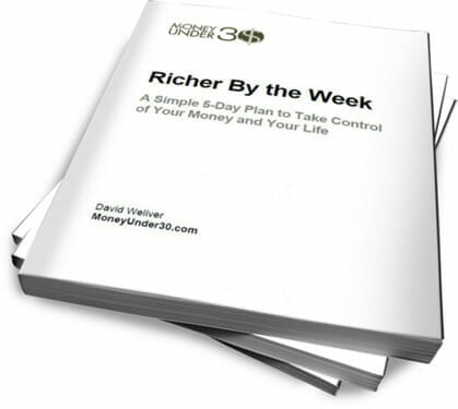 Richer By The Week is a 5-day program to take control of your financial life.