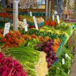 Jacquelyn Smith recommends shopping at farmers' markets for fresh produce.