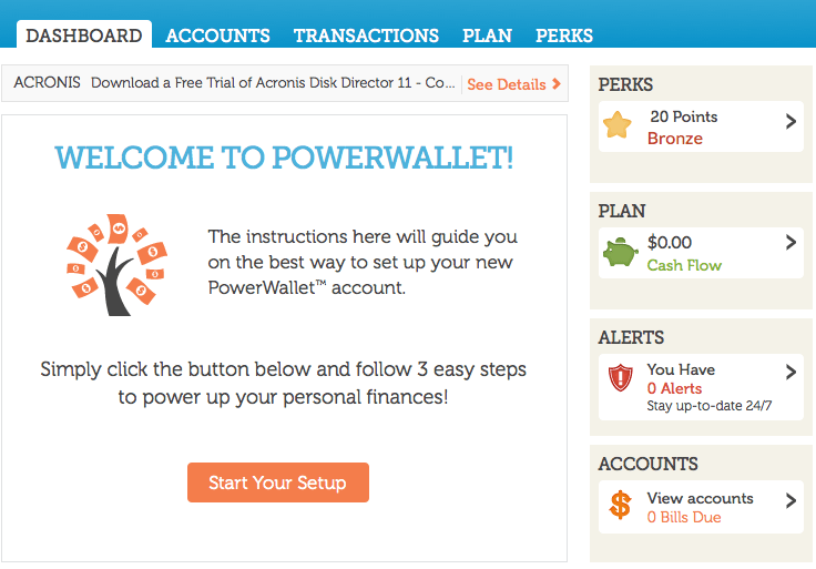 PowerWallet