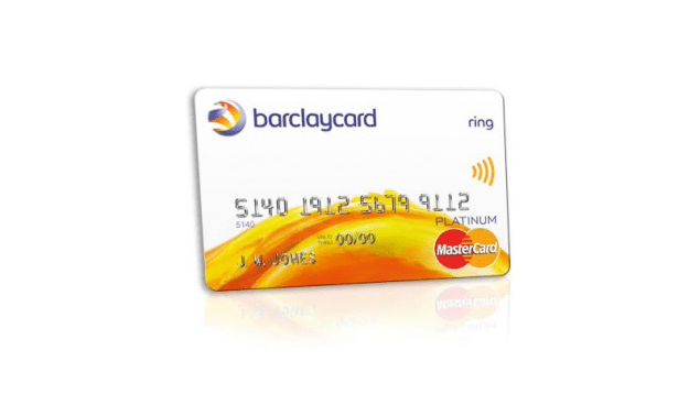 The Barclaycard Ring credit card is ideal if you carry a balance on your card for many months.
