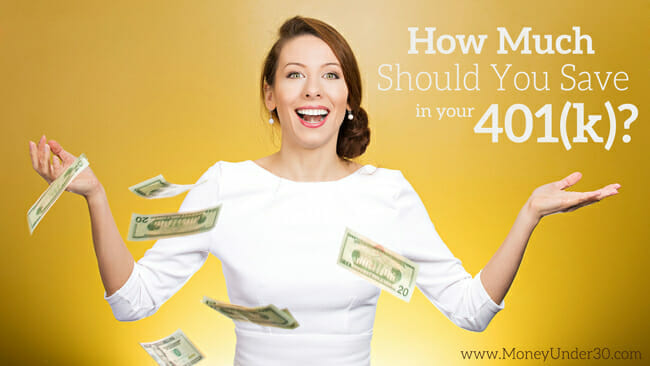 How much should you contribute to your 401(k)?