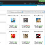 Motif is a new online broker that lets you trade buckets of up to 30 stocks with a shared theme for $9.95.