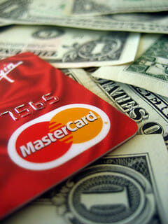 0 percent APR credit cards can help you pay for big purchases over time if you're careful. Photo: Flickr/401(K) 2012.