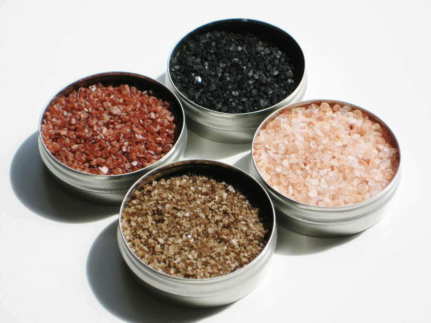 Gourmet spices, sauces, or salts make great gifts for foodies.