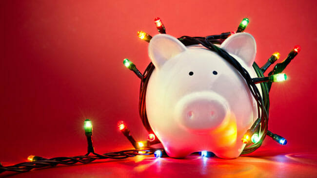 What should you do with your Christmas bonus check?