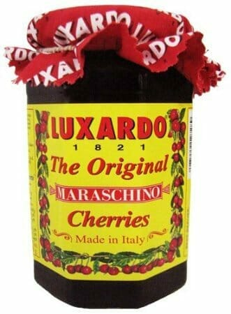 Father's day gift idea: fancy maraschino cherries for better manhattans.