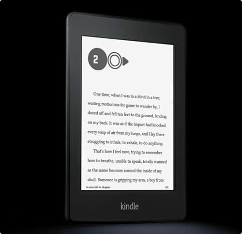 Father's day gift idea: Amazon Kindle