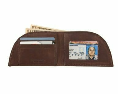 Father's day gift idea: Rogue Wallet - front pocket wallet.