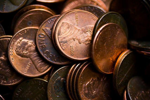 Even if you're only making pennies, there are a few ways you can save money on a limited income.