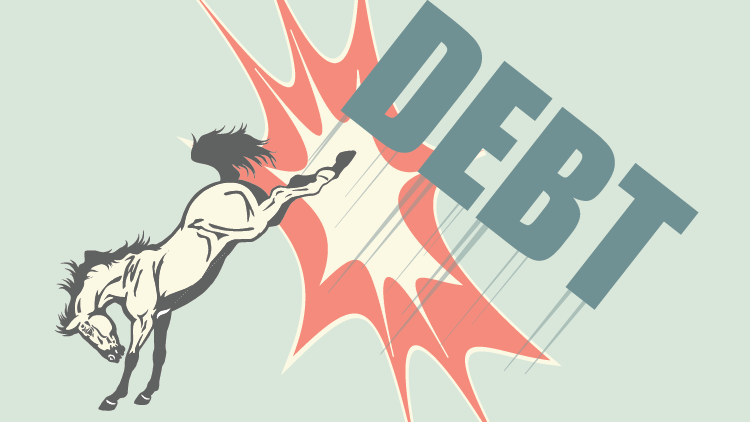Get Out Of Debt On Your Own With The Big Fat Guide To Kicking Debts A