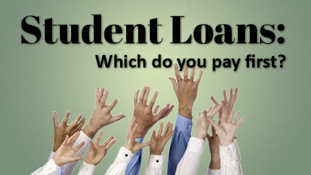 Which student loans should you pay off first?