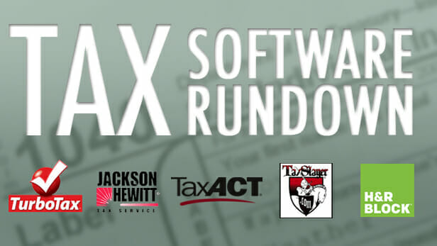 Header for the MoneyUnder30 tax software comparison guide