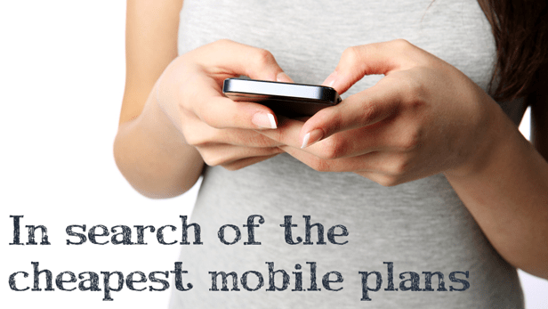 Comparing the cost of mobile plans isn't easy, but finding the right plan could save you a bundle.