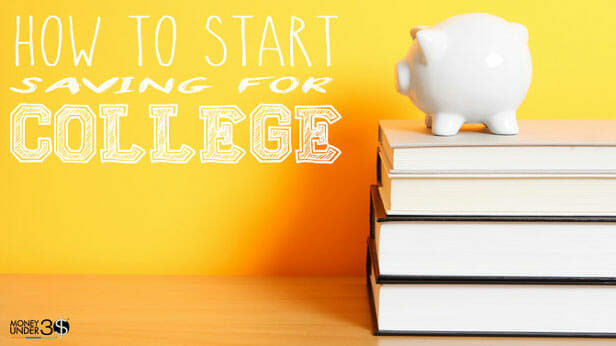 How to start saving for your kids' college education without sacrificing your own future.