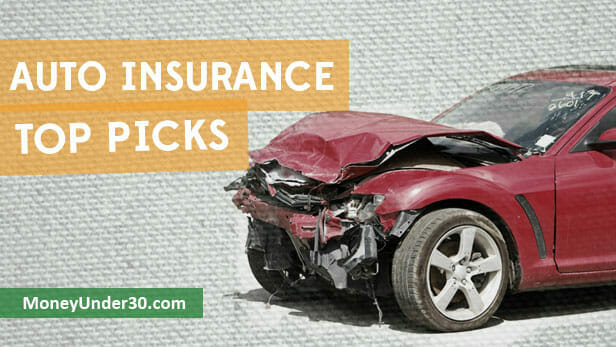 Find the best rates on auto insurance.