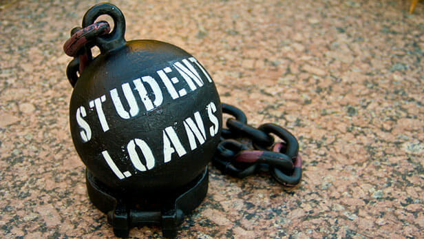 Student loan interest rates went up on July 1, 2014.