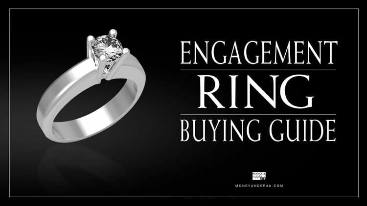 engagement ring moneyunder30 - Who Buys The Wedding Rings