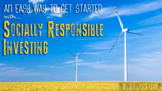An Easier Way To Get Started With Socially Responsible Investing