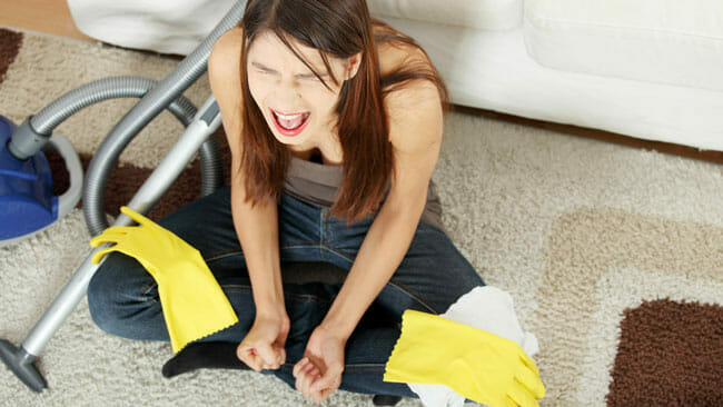 How to outsource your life; why we hired house cleaners and ways you can be more productive by hiring people to help you.