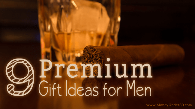 9 Great Gift Ideas for Men