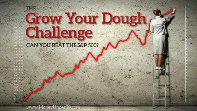 Can you beat the S&P 500? The grow your dough challenge 2.0