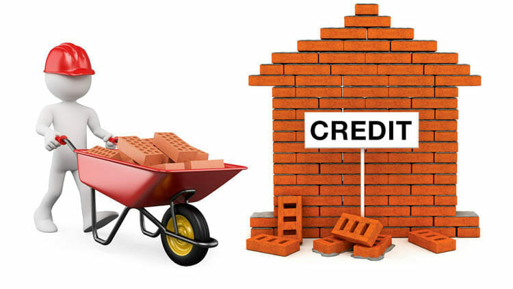 What 39 s a credit builder loan can one help you for How does a mortgage work when building a home