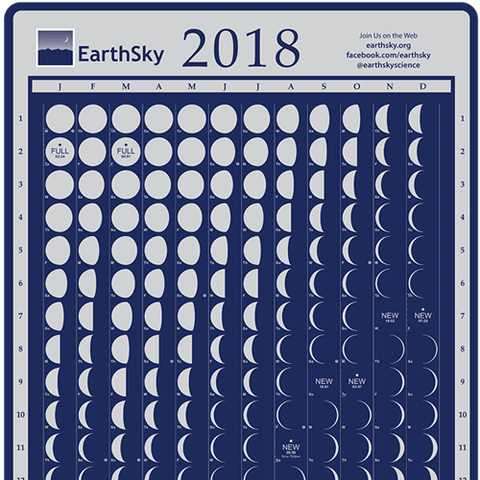 0f3f0346cec4 If you don't want to go all out and get a calendar printed, lunar calendars  are a cool addition to any home. It's exactly what it sounds like—a  calendar ...