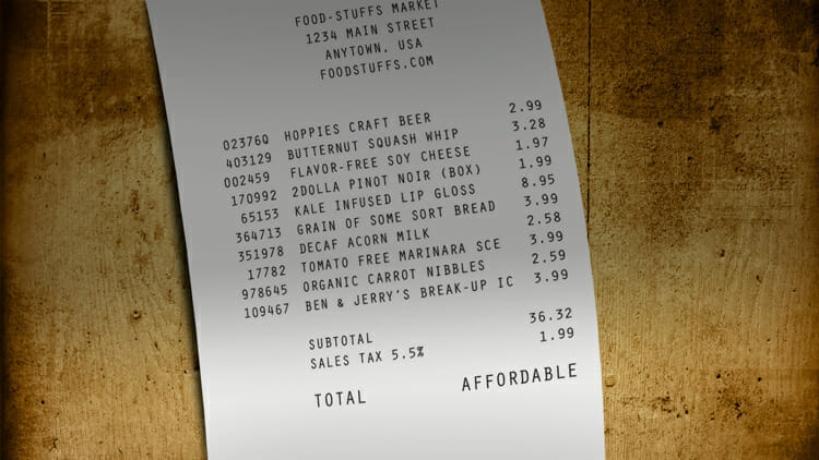 7 ways to lower your food bill