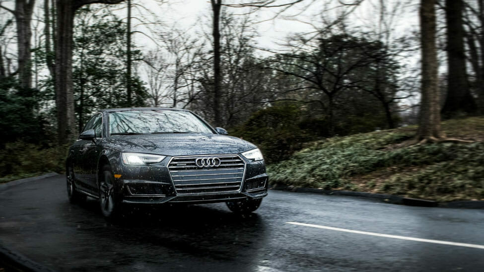 Audi A Review EntryLevel Luxury At Its Best - Audi a4 review