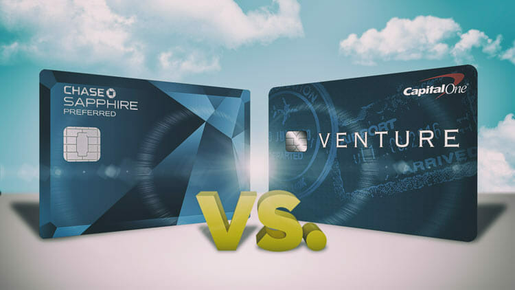Battle of the travel rewards cards chase sapphire preferred vs choosing a travel rewards credit card is tough sometimes it feels as if theres too many options but once you wade through all the mediocre cards reheart Gallery
