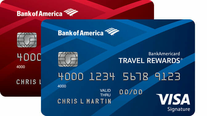 How to maximize bank of america credit card rewards money under 30 reheart Gallery