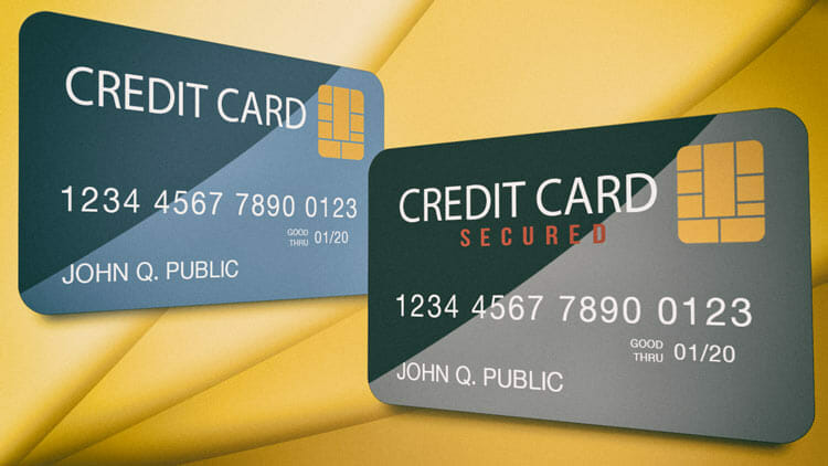 Secured credit cards vs unsecured credit cards what are the how secured credit cards work colourmoves