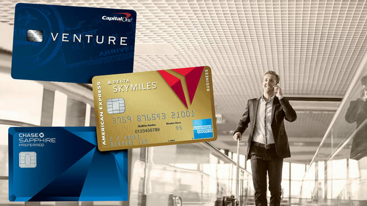 Best credit cards for travel hacking earn free flights recently we wrote about the benefits of travel hacking and how to get started thats all well and good but the way to make the most of travel hacking is reheart Images