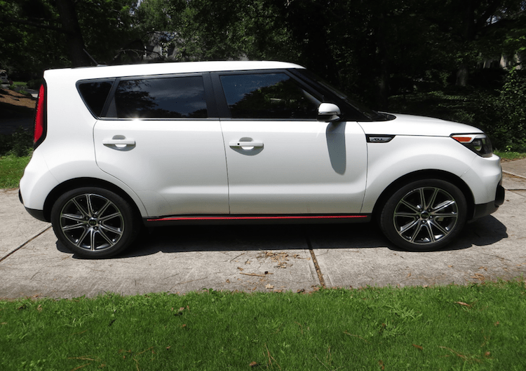 The 2017 Kia Soul Turbo The Hamster Mobile With A Kick