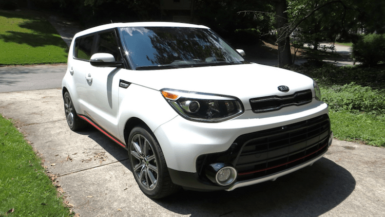 the 2017 kia soul turbo the hamster mobile with a kick money under 30. Black Bedroom Furniture Sets. Home Design Ideas