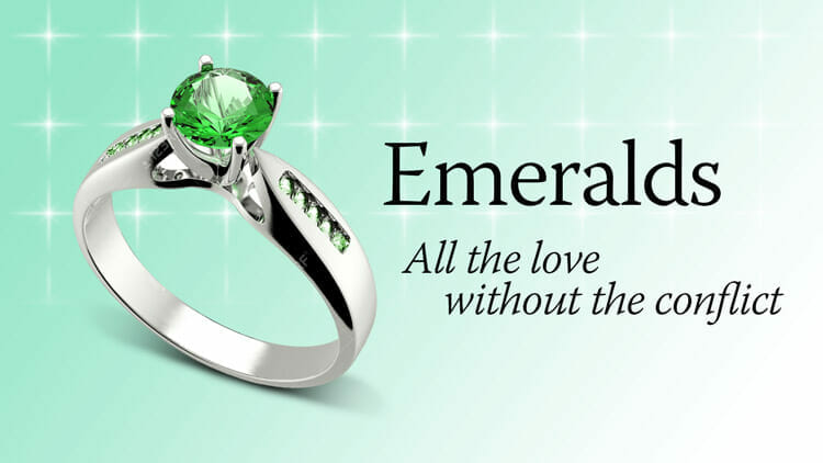 Where To Find Conflict Free Engagement Rings Ethical Diamonds Or Other Gems Online