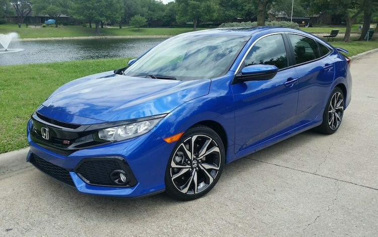 Est New Cars Honda Civic