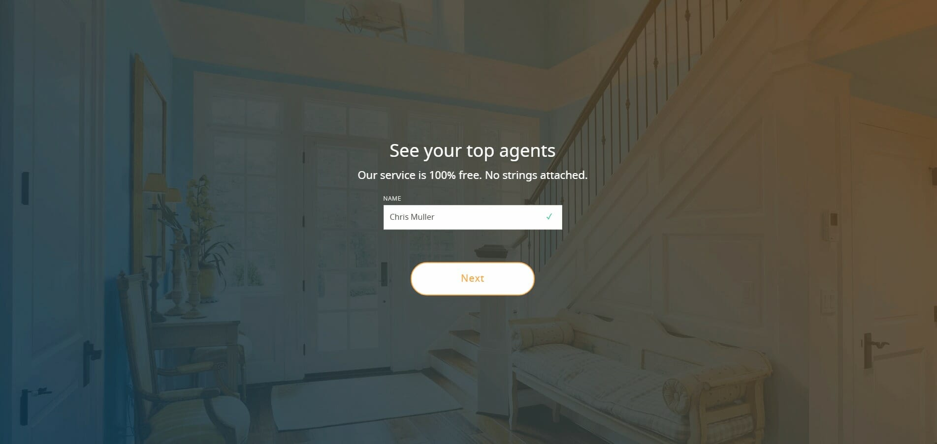 see your top agents