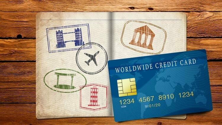 Credit Cards For International Travel