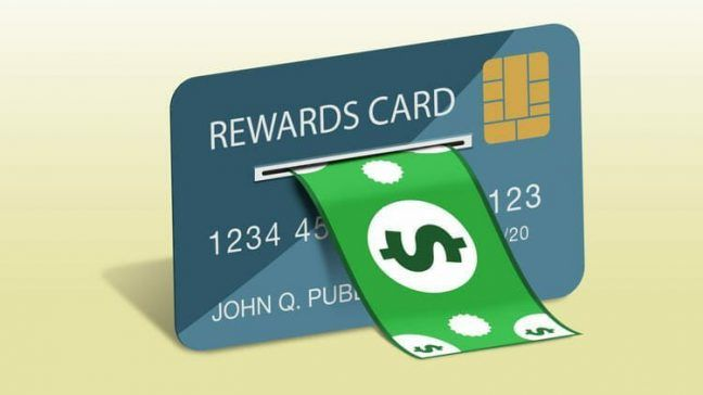 image of plastic credit card issuing rebates - virtual card rebates