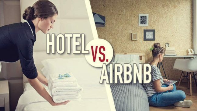 Hotels Vs  Airbnb: How Much Can You Save? - Money Under 30
