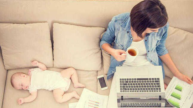 14 Genuine Work-From-Home Jobs For Young Parents