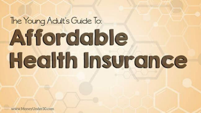 Best health insurance for young healthy adults