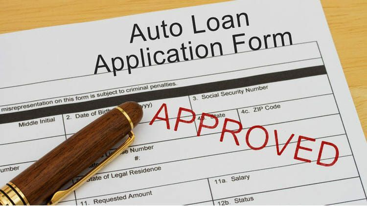 Credit Requirements For Auto Loans