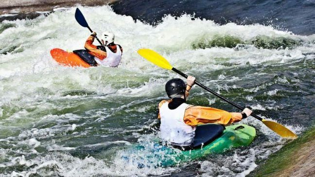 Whitewater Kayaking And Canoeing On A Budget - Money Under 30