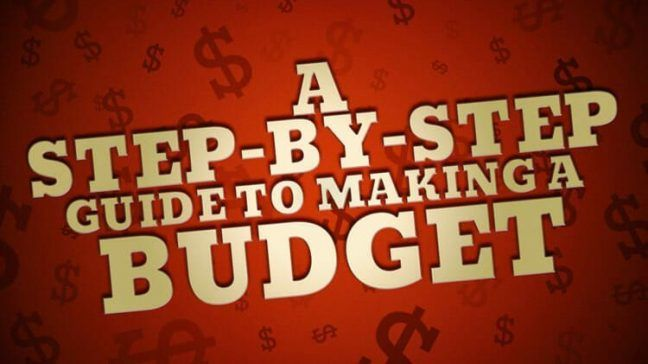 How To Make A Budget: Step-By-Step Guide To Managing Your Money